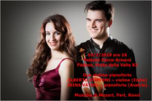 Alberto Stiffoni-Irina Vaterl 10-2-2019