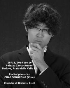 Chai Congcong 18-11-2018