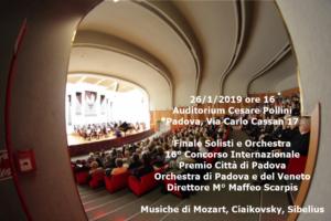 Orchestra 26-1-2019