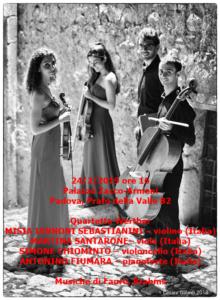 Quartetto Werther, 24-2-2019