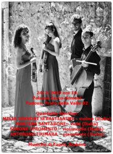 Quartetto Werther, 24-2-2019