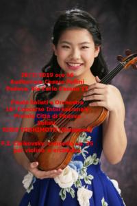 Rino Yoshimoto 26-1-2019