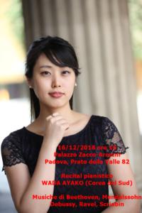 Wada Ayako 16-12-2018
