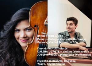 Dalina Ugarte, Joseph Avila 09-02-2020