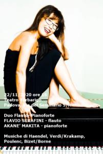 Akane Makita, 22-11-2020