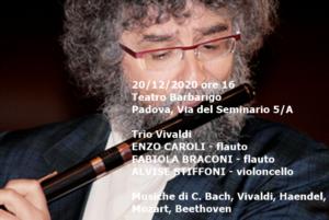 Enzo Caroli, 20-12-2020