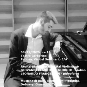 Leonardo Francescon, 8-11-2020
