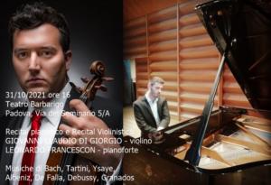 Di Giorgio - Francescon, 31-10-2021 - txt