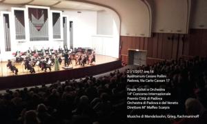 8 Pubblico Auditorium Pollini