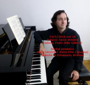 Abel Sanchez Aguilera, 24-2-2018 ore 16
