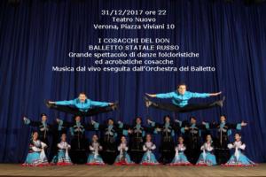 I Cosacchi 31-12-17