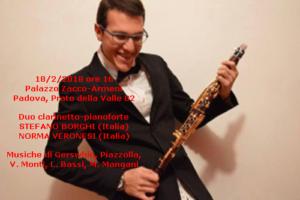 Stefano Borghi 3, 18-2-2018